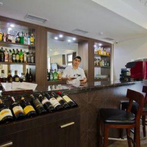 Ресторан отеля AMBASSADOR