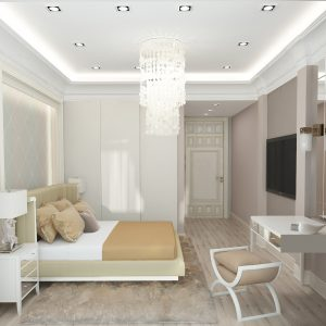Апартаменты в ЖК Асыл-Таш эклектика