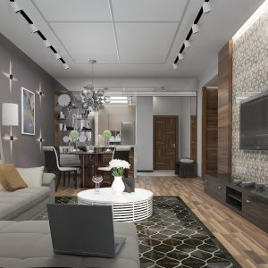 Апартаменты в ЖК Асыл-Таш контемапорари