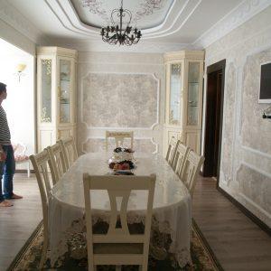 Апартаменты на 140 кв м в барочном стиле