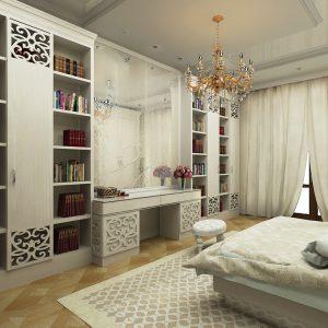 Апартаменты в классическом стиле