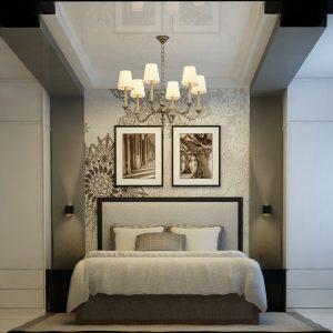 Апартаменты в современном стиле на 170 кв м