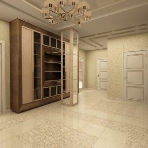 Апартаменты в современном стиле на 180 кв м