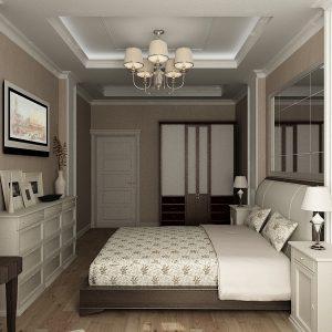 Спальня третья