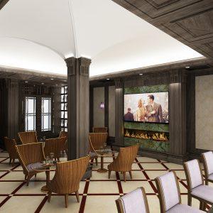 Бар PISHPEK отеля Орион Бишкек