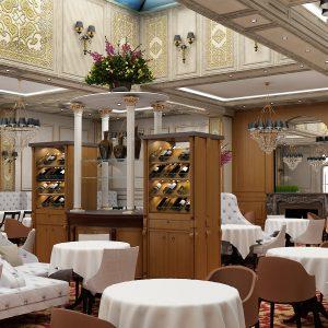 Ресторан отеля Орион Бишкек