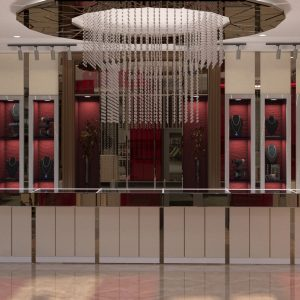 "Ювелирный салон ""НИКА"" в трц. Asia Mall"