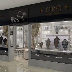 Ювелирный салон «ORO» в ТРЦ Asia Mall