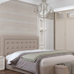 Квартира в классическом стиле площадью 150 кв м в ЖК «Панфилов»