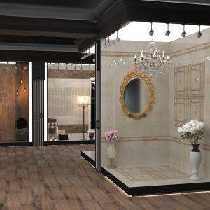 Магазин салона «Мир кафеля»