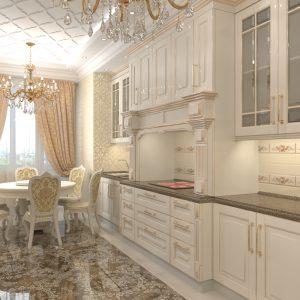 """Квартира площадью 200 кв м в жилом комплексе """"Асыл-Таш"""""""