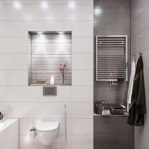 Интерьер жилого дома в современном стиле площадью 350 квм.