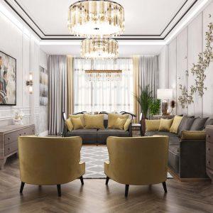 """Квартира 165 квм. в ЖК """"Монблан"""""""
