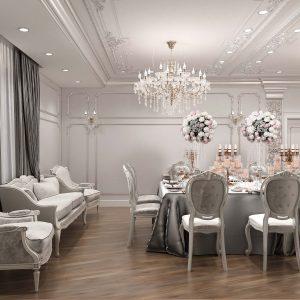 """VIP кабинки в ресторане """"Dalida Hall"""""""