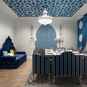 VIP кабинки в ресторане «Dalida Hall»